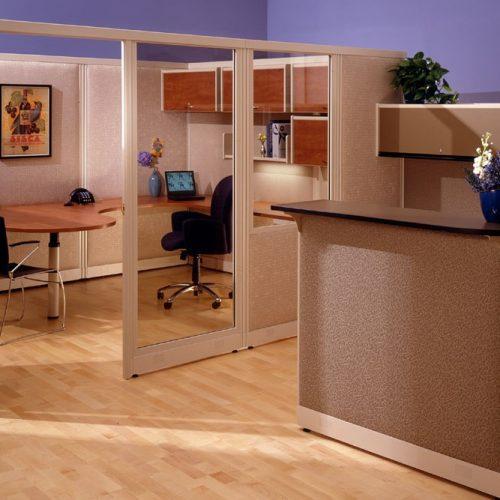Reception Desk 2