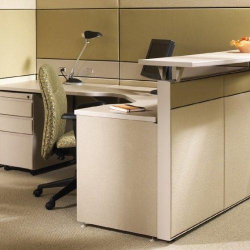 Reception Desk 3