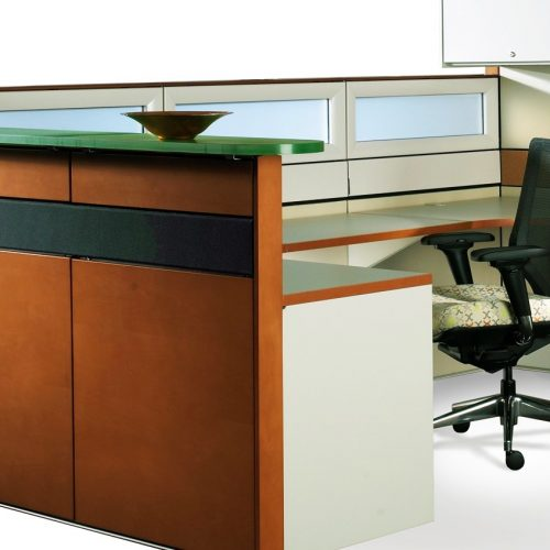 Reception Desk 6