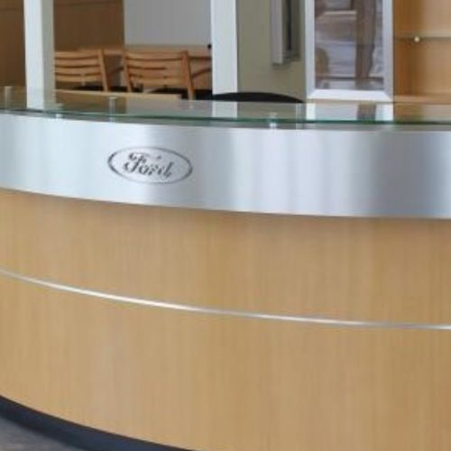 Reception Desk 7