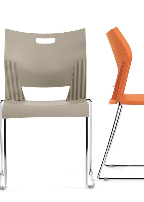 Stack Chair 10