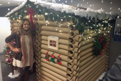 Christmas Decorating Ideas for Offices